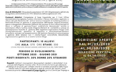 Agri. Well.  Competenze per accogliere i turisti e valorizzare i prodotti agroalimentari nel Chianti
