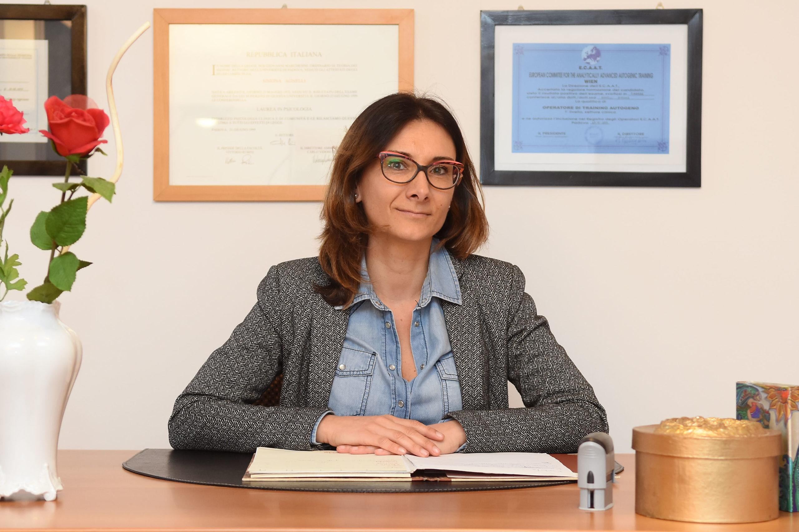Simona Agnelli